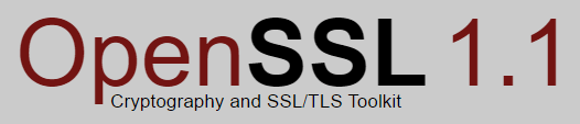 OpenSSL 1.1.0 improvements